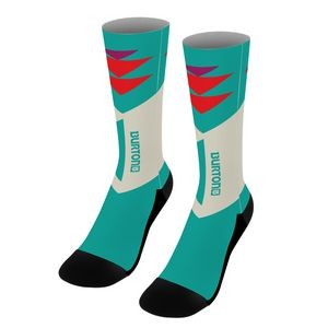 "18"" Dye-Sublimated Socks"
